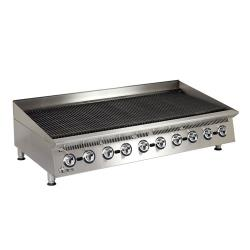 Star Manufacturing - 8160RCBA - Ultra-Max® 60 in Radiant Gas Charbroiler image