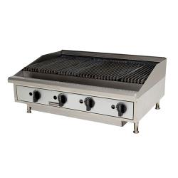 "Toastmaster - TMRC48 - Pro-Series™ 48"" Countertop Radiant Gas Charbroiler image"