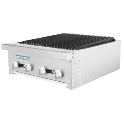Turbo Air - TARB-24 - Radiance 24 in Radiant Countertop Charbroiler image