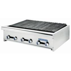 Turbo Air - TARB-36 - Radiance 36 in Radiant Countertop Charbroiler image
