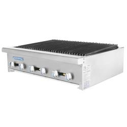 Turbo Air - TARB-36 - Radiance 36 in Countertop Charbroiler image