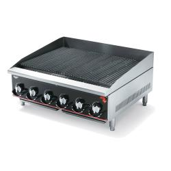 Vollrath - 936CG - 36 in Cayenne® Heavy-Duty Charbroiler image