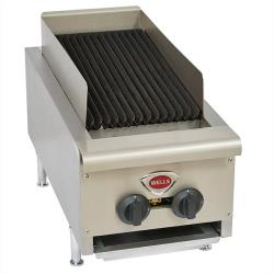 Wells - HDCB-1230G - 12 in Gas Charbroiler image