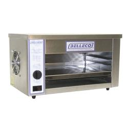 Belleco - JW2 - 20 in Electric Countertop Convection Style Cheesemelter Oven image