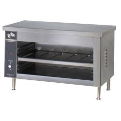 Star - 524SBA - Star-Max® 30 in Heavy Duty Cheesemelter image
