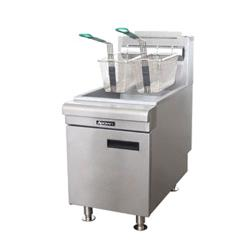 Adcraft - BDCTF-75/NG - 75K BTU Countertop Fryer Tube image