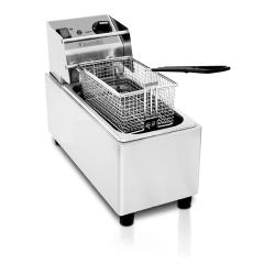 Eurodib - SFE01860-220 - 220V 2.2 Gal Single Fryer image