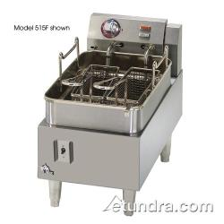 Star - 515EF - Star-Max 15 lb Electric Economy Fryer image