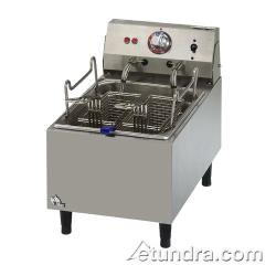 Star - 515F - Star-Max 15 lb Electric Fryer image