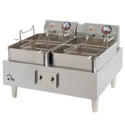 Star - 530TF - Star-Max Twin Pot Electric Fryer image