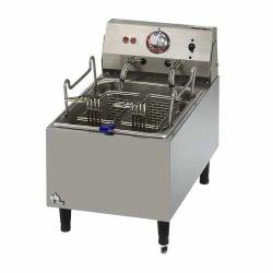 Star Manufacturing - 515F - 15 lb Star-Max® Electric Countertop Fryer image