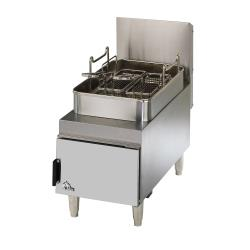Star Manufacturing - 615FF - 15 lb Star-Max® Electric Countertop Fryer image