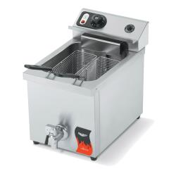 Vollrath - 40709-C - 15 lb Cayenne® Electric Countertop Fryer image