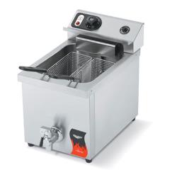 Vollrath - 40709 - Cayenne® Single Countertop Fryer w/Drain image