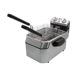 Waring - WDF1000B - 10 Lb Electric Counterop Fryer - 208V image