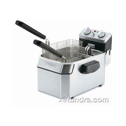 Waring - WDF1550 - 15 Lb Electric Countertop Fryer - 240V image