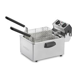 Waring - WDF75B - 8 1/2 lb Electric Countertop Fryer image