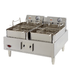 Wells - F-30 - 30 lb Full Basket Electric Countertop Fyer image