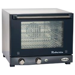 Cadco - OV-003 - Compact Quarter Size Countertop Convection Oven image