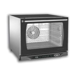 Cadco - XAF-135 - Line Chef Digital Half Size Convection Oven - 208/240V image