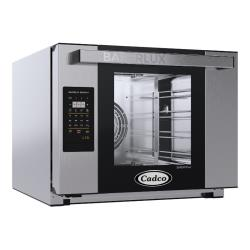 Cadco - XAFT-04HS-LD - Bakerlux™ Half Size Electric Convection Oven image