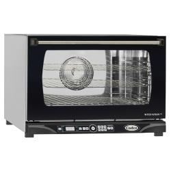 Cadco - XAFT-111 - 120V Line Chef Digital Control Half Size Convection Oven image