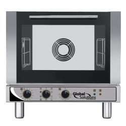 Global Solutions - GS1115 - Half Size Manual Convection Oven image