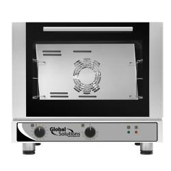 Nemco - GS1105-17 - Global Solutions Half Size Manual Convection Oven image
