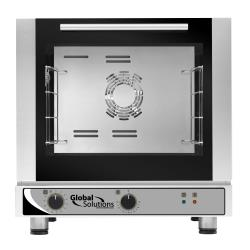 Nemco - GS1110-17 - Global Solutions Half Size Manual Convection Oven image