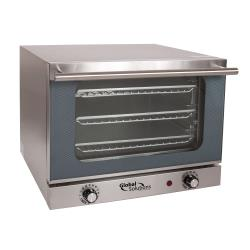 Nemco - GS1200 - Global Solutions Quarter Size Convection Oven image