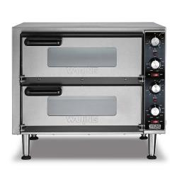 Waring - WPO350 - Double Deck Countertop Pizza Oven image
