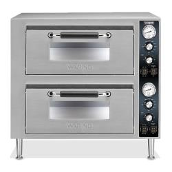 Waring - WPO750 - Double Deck Electric Countertop Pizza Oven image