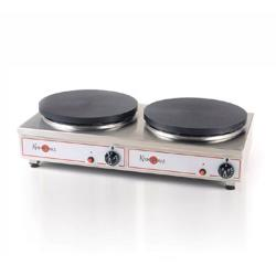 Krampouz - CGCIM4 - Krampouz Double Gas Crepe Griddle image