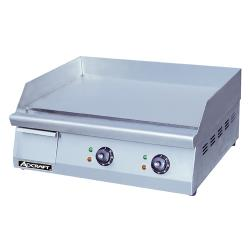 Adcraft - GRID-24 - 24 in Countertop Electric Griddle image