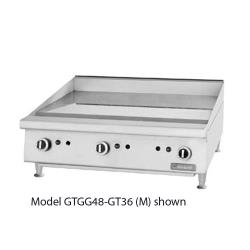 Garland - GTGG48-GT48 (M) - 48 in Heavy Duty Gas Griddle image