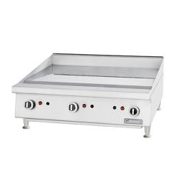 Garland - UTGG48-GT48 (M) - 48 in Heavy Duty Gas Griddle image