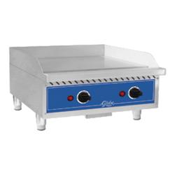 Globe - GEG24 - 24 in Medium Duty Electric Countertop Griddle image