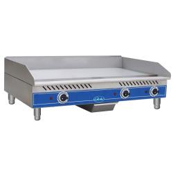 Globe - GEG36 - 36 in Medium Duty Electric Countertop Griddle image