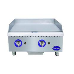 Globe - GG24G - 24 in Natural Gas Countertop Griddle image