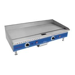 Globe - PG36E - 36 in Standard Duty Electric Countertop Griddle image