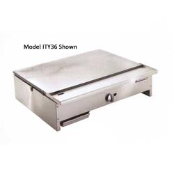 "Imperial - ITY-24 - 24"" Teppan Yaki Griddle image"