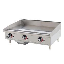 Star - 648TF - Star-Max 48 in Thermostatic Control Gas Griddle image