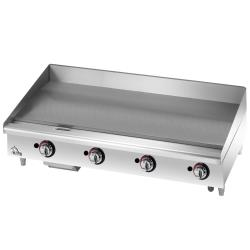 Star - 648TF - Star-Max® 48 in Thermostatic Control Gas Griddle image