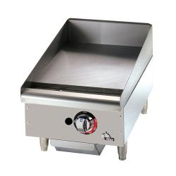 Star Manufacturing - 515TGF - Star-Max® 15 in Electric Griddle image