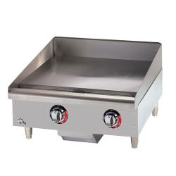 Star Manufacturing - 524TGF - Star-Max® 24 in Electric Griddle image