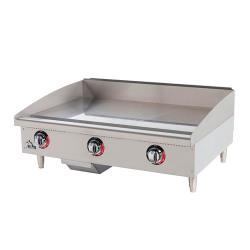 Star - 536TGF - Star-Max® 36 in Electric Griddle image