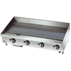 Star Manufacturing - 636MF - Star-Max® 36 in Manual Control Gas Griddle image