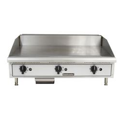 Star - 636MF - Star-Max® 36 in Manual Control Gas Griddle image