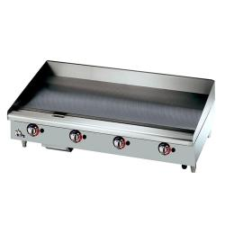 Star Manufacturing - 648TSPF - Star-Max® 48 in Gas Griddle with Safety Pilot image