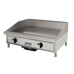 Toastmaster - TMGM24 - Pro-Series™ 24 in Manual Countertop Gas Griddle image